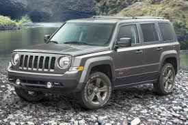 jeep compass side 2016 jeep patriot pricing for sale edmunds