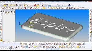 alphacam tool path 3d file youtube