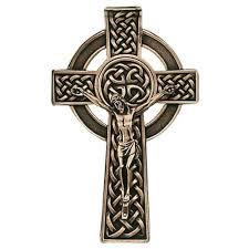 celtic crucifix pewter knotted celtic crucifix 8 the catholic company