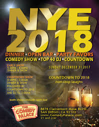 new years party in san diego new years party san diego 2018