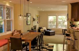Kitchen Table Lighting Dining Table Perfect Round Dining Table Kitchen And Dining Room