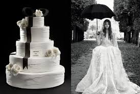 beautiful wedding vera wang and ladurée cook up the year s most beautiful wedding cake
