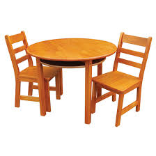 Kids Round Table And Chairs Kids U0027 Round Table U0026 Chairs At Mills Fleet Farm