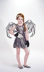 Fairy Costumes Bones Fairy Costume Kids Halloween Costumes Value Village