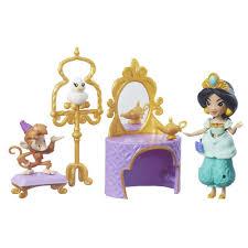Toy Vanities Disney Princess Little Kingdom Jasmine U0027s Golden Vanity Set