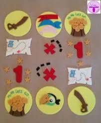 jake neverland pirates cookies cookiesbyhannah