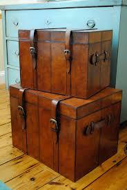 170 best wood u0026 leather trunks images on pinterest steamer trunk