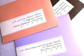wedding invitations how to address wedding invitation address labels what worked best for you