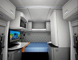 Sleeper Trucks With Bathrooms Kenworth Trucks The World U0027s Best