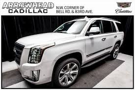 cadillac escalade 2017 lifted 2014 cadillac escalade phoenix az review luxury large suv specs