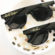 personalized sunglasses wedding favors personalized sunglass party favors wedding bridal shower