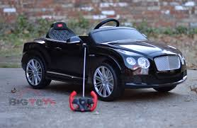 white bentley back bentley power wheel ride on car remote controlled youtube