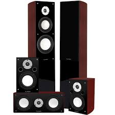 audiophile home theater speakers xl5htb high performance 5 0 surround sound home theater speaker