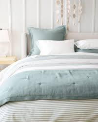 What Is A Sham For A Bed Fouta Yarn Dyed Stripe Duvet Cover U0026 Sham Serena U0026 Lily