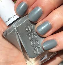 the beauty of life manimonday essie gel couture nail polish in