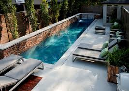 Pools For Small Backyards by Backyard With Pools Landscaping Ideas House Design And Planning
