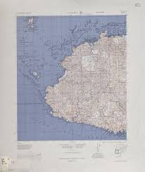 Map Of Fiji Fiji Islands Ams Topographic Maps Perry Castañeda Map Collection
