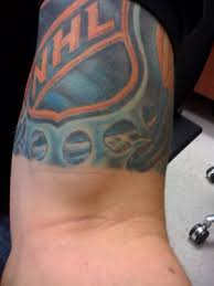 ice hockey tattoo 4 hockeygods