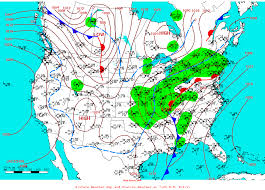 Weather Map Us Super Tuesday Outbreak February 5th U0026 6th 2008