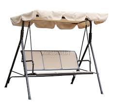 outdoor patio foldable metal garden kids swing chair indoor swing