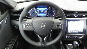 maserati steering wheel 2018 new maserati quattroporte s granlusso 3 0l at penskeluxury com