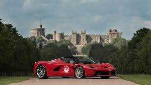 ferrari laferrari ferrari laferrari aperta embarks on u k tour this summer