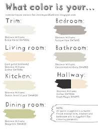 Paint Color Wheel Sherwin Williams 188 Best Paint Chips Palettes Images On Pinterest Wall Colors