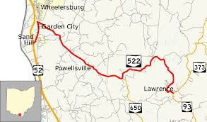 Orrville Ohio Map ohio state route 522 wikipedia