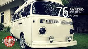 volkswagen classic van wallpaper adam graves 1976 custom riviera vw bus junkies