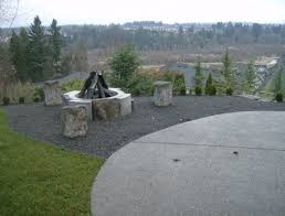 ideas for fire pits in backyard exterior how to create fire pit on yard simple backyard fire pit