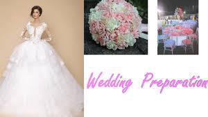 wedding preparation wedding preparation تحضيراتي لزفافي