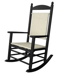 Recycled Plastic Rocking Chairs Jefferson Woven Rocker Recycled Plastic