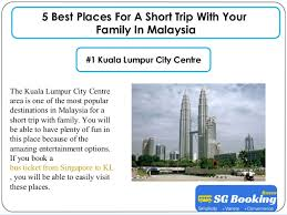 Best Places For Family 5 Best Places For A Trip With Your Family In Malaysia 1