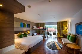 Novotel Phuket Karon Beach Resort And Spa In Karon Beach Phuket - Novotel family rooms