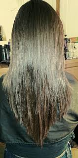upside down v shape haircut v shaped hair cut with layers do not want this hair and beauty