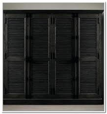 Louvered Closet Doors Interior Shutter Closet Doors Black Shutter Closet Doors Interior Louvered