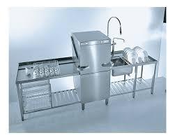 plonge cuisine professionnelle lave vaisselle a capot gs 502 ec 9 5 kw ef 15 5 kw winterhalter