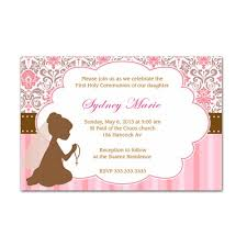 holy communion invitations holy communion invitations for party supply on