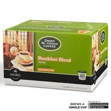 green mountain decaffeinated coffee breakfast blend 80 k cups