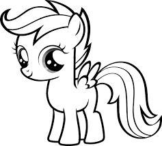 my little pony birthday coloring page free coloring pages of blank pony my little pony 4th birthday