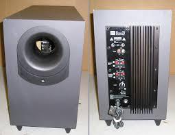 jbl home theater subwoofer jbl bass20 powered sub woofer subwoofer speaker ebay