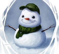 let u0027s build a snowman cg cookie
