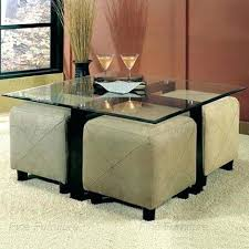 Ottoman Storage Coffee Table Coffee Table Seating For Interior Decor Coffee Table With Seating