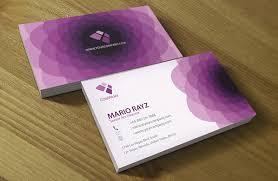 Singapore Business Cards Purple Flora Creative Business Card U2013 Lemon Graphic Singapore