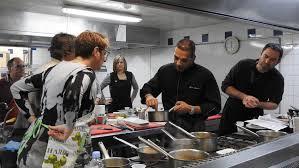 cours de cuisine chef étoilé meaux le chef étoilé erik seguran donne des cours aux