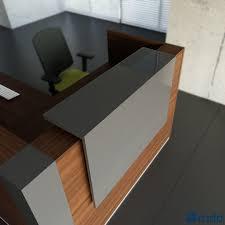Corner Reception Desk by Corner Reception Desk Furniture Office Salon