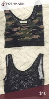 army pattern crop top shopbnicole shredded ripped grey army long tshirt crop top 30