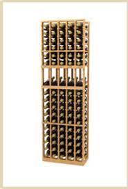 california custom wine racks wooden and metal wine racks