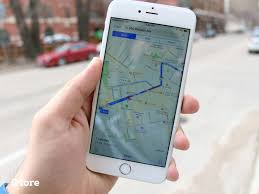Maps For How To Share Location And Directions With Maps For Iphone And Ipad