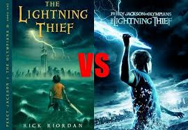 the lighting thief movie book vs movie the lightning thief forever young